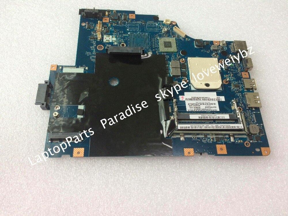 все цены на  Free Shipping NEW NAWE6 LA-5754P Rev:2.0 Motherboard for Lenovo Z565 G565 Laptop LA-575  онлайн