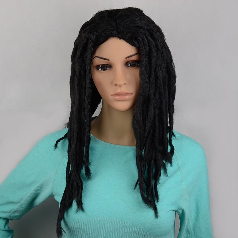 African black dreadlocks wig05