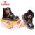 Flamingo 2016 nueva colección otoño/invierno moda niños botas de alta calidad antideslizante zapatos de los niños para las muchachas w6yg001/w6yg002