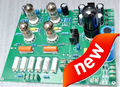 12AX7+6P6P tube preamplifier Assembled board base Japan Wo Tian Maoshi circuit
