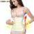 HEXIN Champanhe 9 Aço Desossado 3 Camada Verão Látex Trainer Cintura Fajas Shapewear Cintura Cincher Underbust Shapers Quentes Sensuais