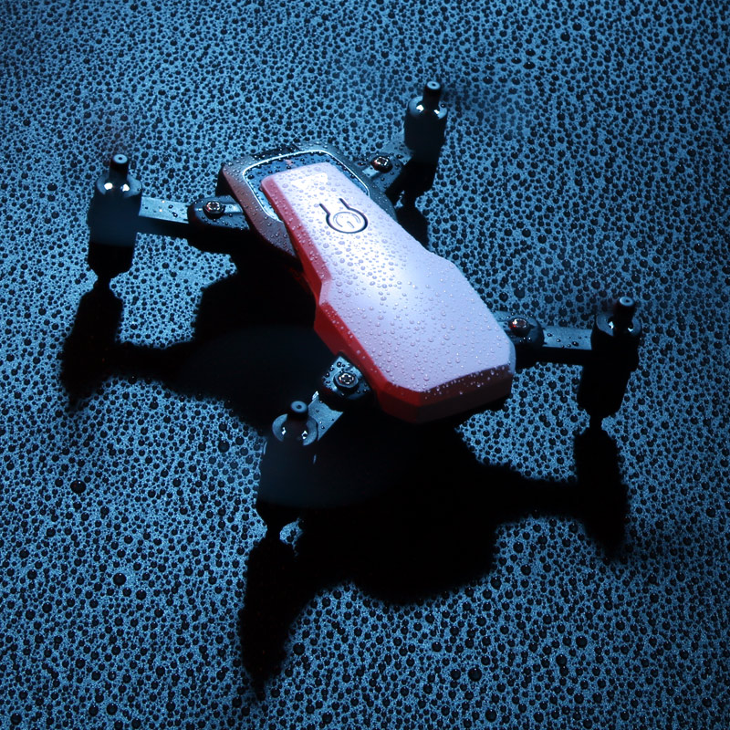 Mini drone profissional 2MP 720 p wfii dron avec caméra hd quadcopter pratiquer le contrôle racing rc hélicoptère jouets pour enfants garçon
