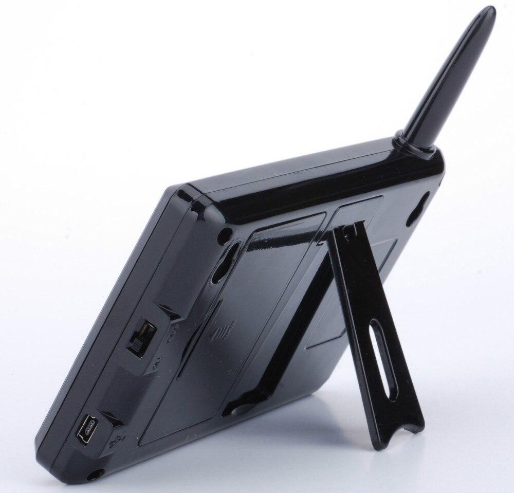 Беспроводной видеодомофон/Цифровые строительные системы внутренней связи(непромокаемая камера, функция памяти, 1 монитор+ 1 камера