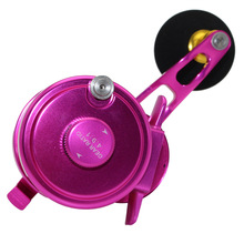 20kg ultra Strong Braking forces All metal Boats Reels deep sea Two-Speed 9 + 2BB Sea Fishing Drum Fishing vessel