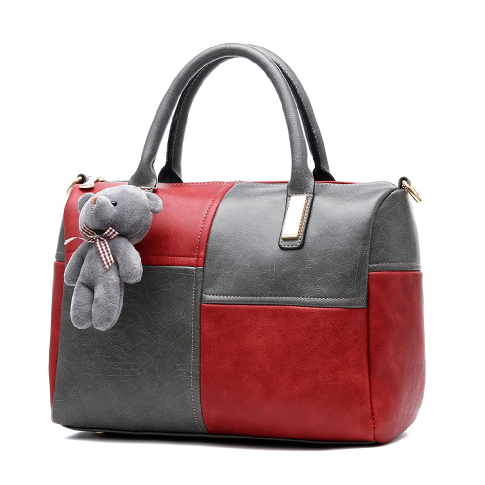 2016 new fashion women bag cross body bag popular PU LEATHER handbag Shoulder bags best gift for girl