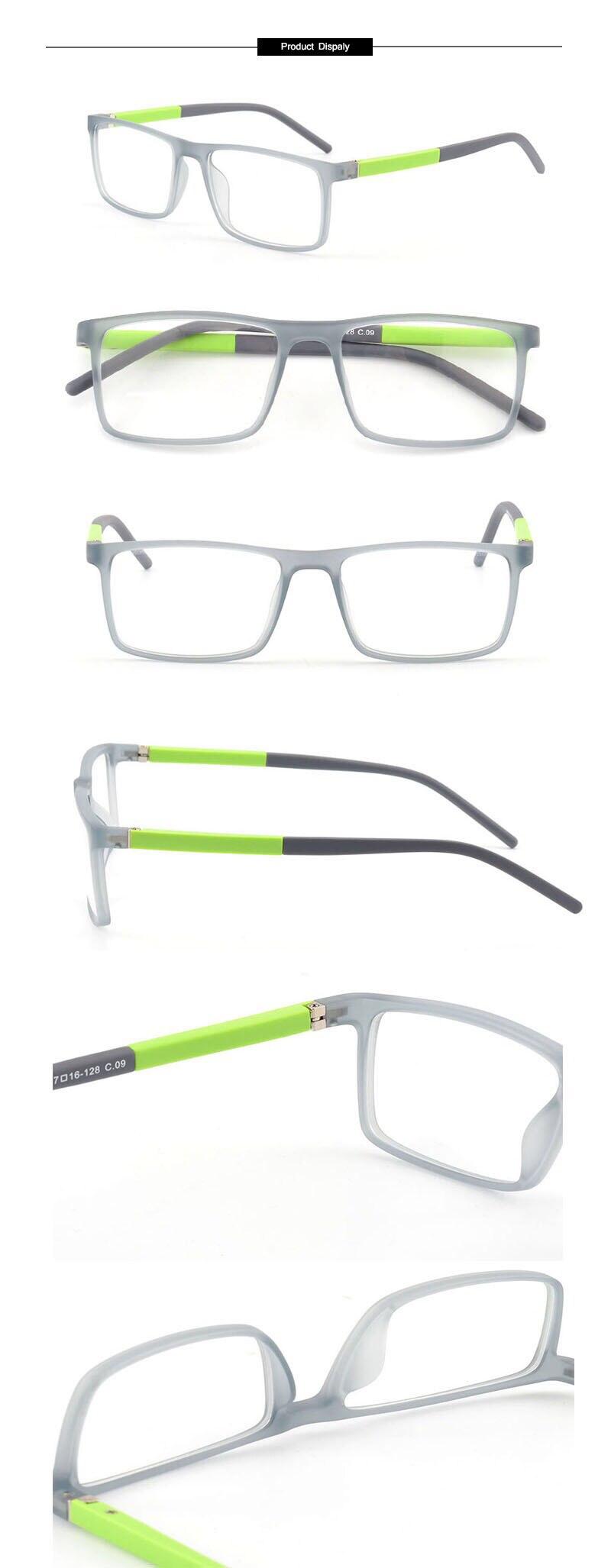 Kids Prescription Glasses Tr90 Children Eyeglasses Flexible Eyewear Myopia Reading Astigmatism Eyeglasses Photochromic Glasses (4)