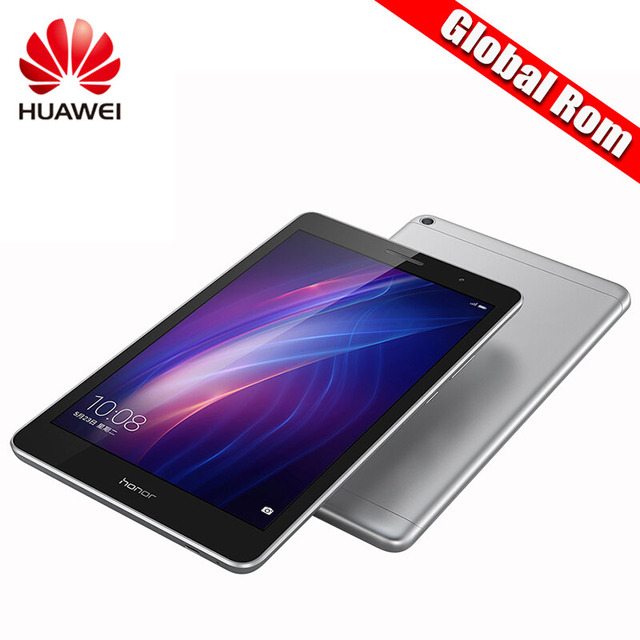"Международный ROM 8.0 ""Huawei MediaPad T3 Android 7.0 WIFI/LTE tablet pc 2 ГБ/3 ГБ оперативной памяти 16 ГБ/32 ГБ Snapdragon 425 Quad Core P"
