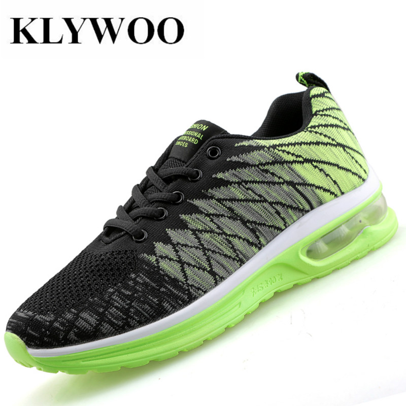 KLYWOO Brand Luxury Mens Shoes Casual Driving Shoes Sneakers for Men Shoes Mesh Spring Fashion Men Causal Shoes Zapatos Hombre