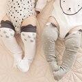 Hot Cute Autumn Cartoon Squirrel Warm Knitted Socks Kids Breathable Baby Boys Girls Knee Socks Christmas Children Socks 0-6T