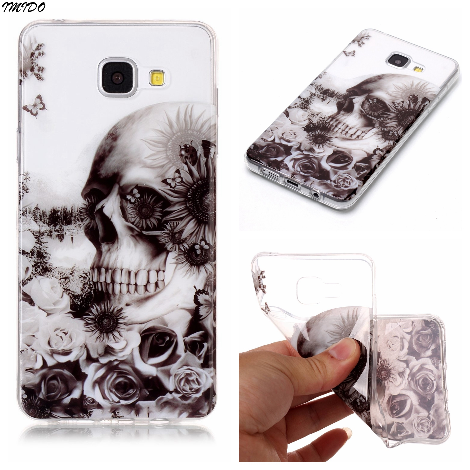 For <font><b>Samsung</b></font> <font><b>Galaxy</b></font> <font><b>A5</b></font> 2016 Case SM-A510F Couqe SM-A510FD Cover <font><b>Galaxy</b></font> <font><b>A5</b></font> 2016 A510 Capa para <font><b>Galaxy</b></font> A <font><b>510</b></font> <font><b>A5</b></font> 2016 Phone Case image