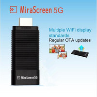 HDMI Wifi Receiver Dongle Mirescreen 5GHz 1080P Audio Video Display Miracast DLNA Airplay TV Stick Tv