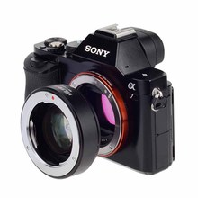 Viltrox mde reforço velocidade redutor focal adattatore obiettivo por minolta md monte lens para sony e nex a7 a7r a6000 a7sii a6300
