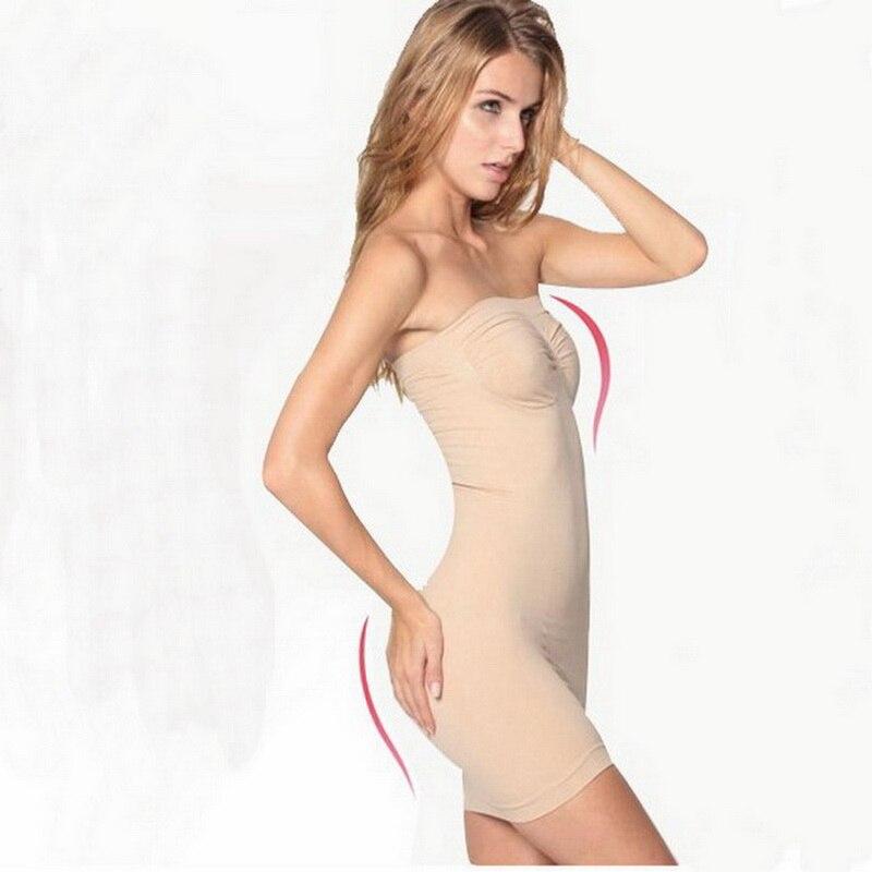 Бесшовное платье белье