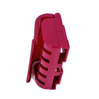 Automatic Toothpaste Dispenser + 5 Toothbrush Holder Set Wall Mount Stand toothbrush Family sets ZX071 4
