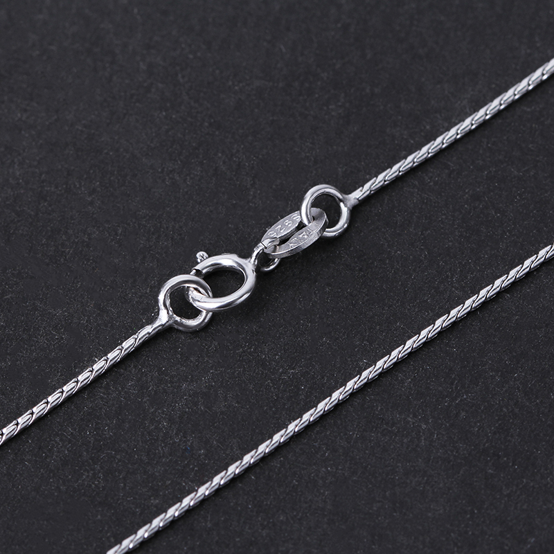 Lotus Fun Real 925 Sterling Silver Necklace Fine Jewelry Creative High Quality Classic Design Chain for Lotus Fun Real 925 Sterling Silver Necklace Fine Jewelry Creative High Quality Classic Design Chain for Women Acessorio Collier
