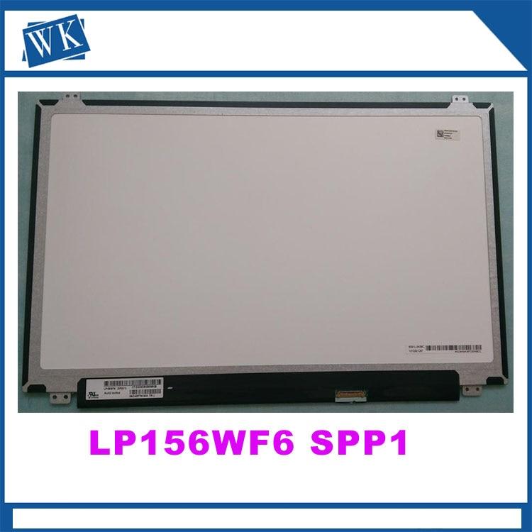 Free Shipping LP156WF6 SPL1 SPP1 SPK1 SPB1 SPM1 SPA1 SPH1 B156HAN01.2 LP156WF4 SPB1 IPS 30PIN EDP 1920X1080 LCD SCREEN PANEL цена