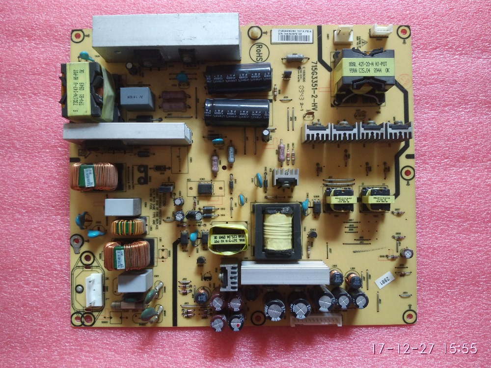 715G3351-2-HV Good Working Tested цена