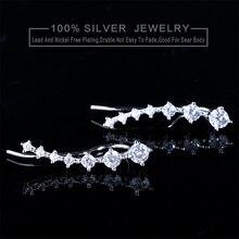 Korea Long Set Auger Earrings