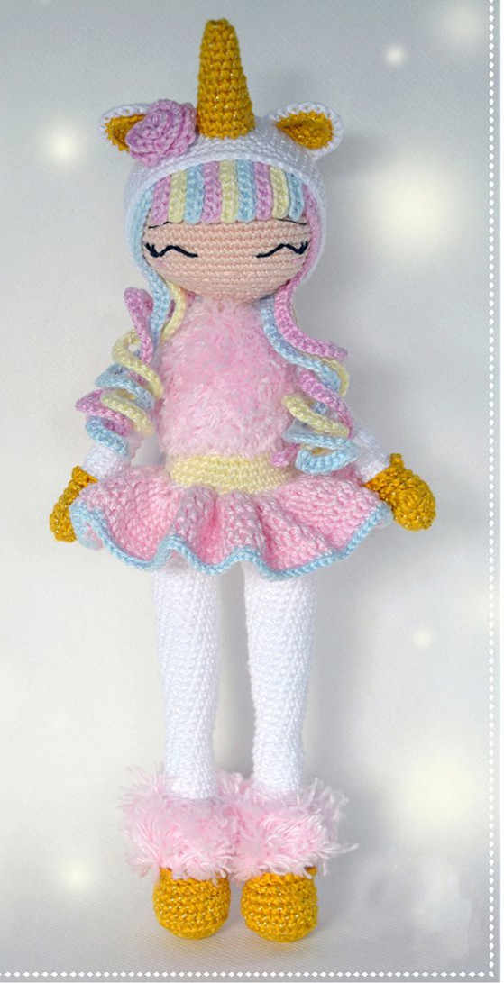 203 Best Interests - Unicorns images in 2020 | Crochet unicorn ... | 1091x559