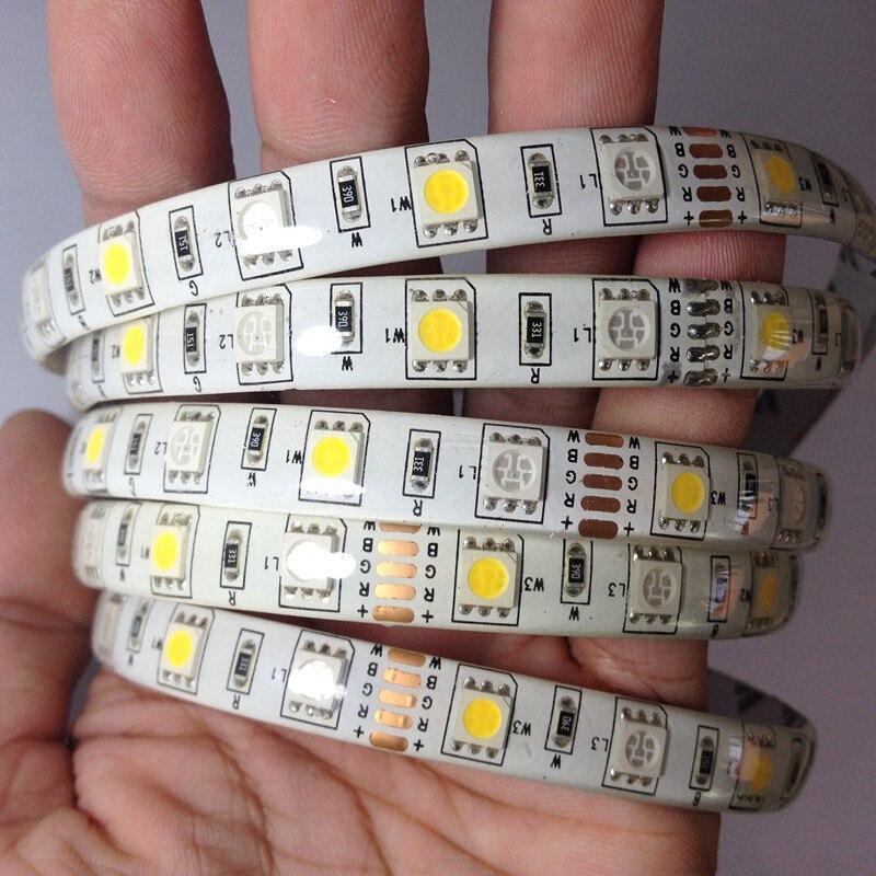 RGBW 20M 15M 10M 5M IP65 Суға төзімді 5050 Икемді - LED Жарықтандыру - фото 5