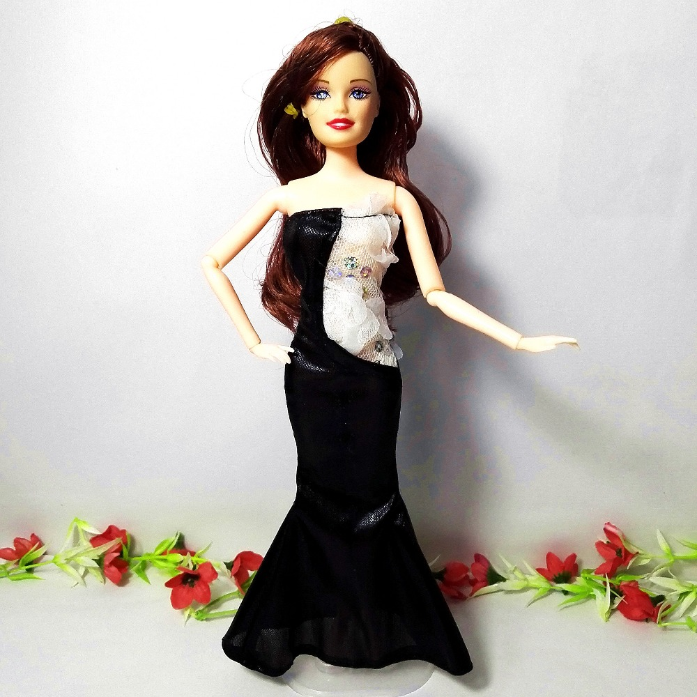 Vogue Dolls Woman Christmas Present,Woman Birthday Present Toy Doll dancing doll geninue doll equipment For Barbie