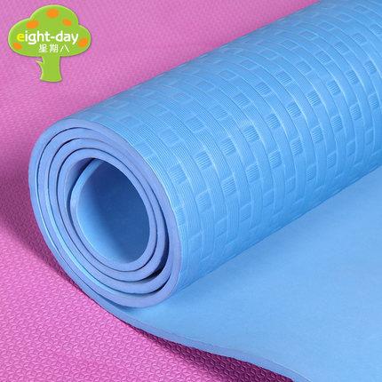 Yoga esporte brinquedo do miúdo do bebê jogo ginásio pad, crianças Rastejando Esteira do Jogo de Puzzle de Espuma Eva 190 cm * 90 cm * 0.8 cm 1 Pcs