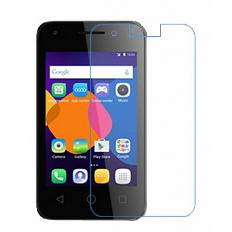 Galleria fotografica 0.26mm Quality Premium Tempered Glass For Alcatel One Touch Pixi 3 (3.5) Pixi3 3.5