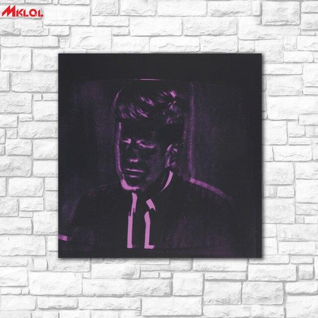 Kunst Schatten Portrat Olgemalde Wandkunst Bild Paiting Leinwand