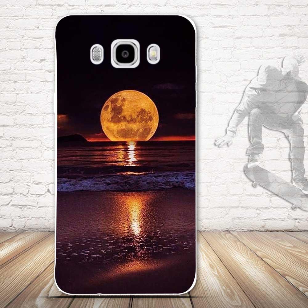 3D-tryckfodral för Samsung Galaxy J7 2016 Soft TPU Cover Coque för - Reservdelar och tillbehör för mobiltelefoner - Foto 4
