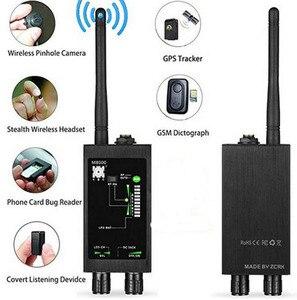Image 5 - Đầu báo M8000 Camera Tìm X ĐỊNH VỊ GPS Tìm Camera Máy Quét Dò Chống Gián Điệp Ống Kính CDMA GSM Thiết Bị Tìm Màn Hình
