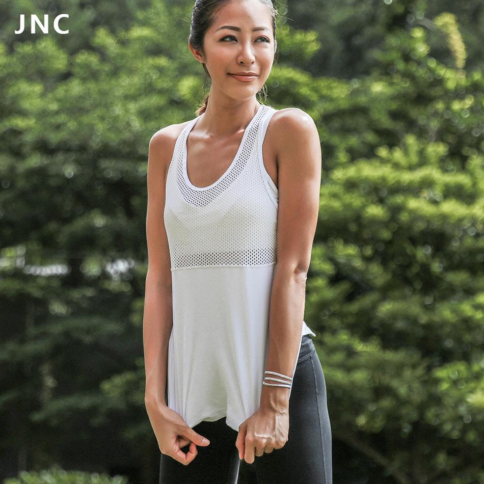 87ef111548 JNC Women s sports bra fitness cross back yoga bra medium impact workout  gym bra padded backless yoga top sexy gym crop top braUSD 14.46 piece