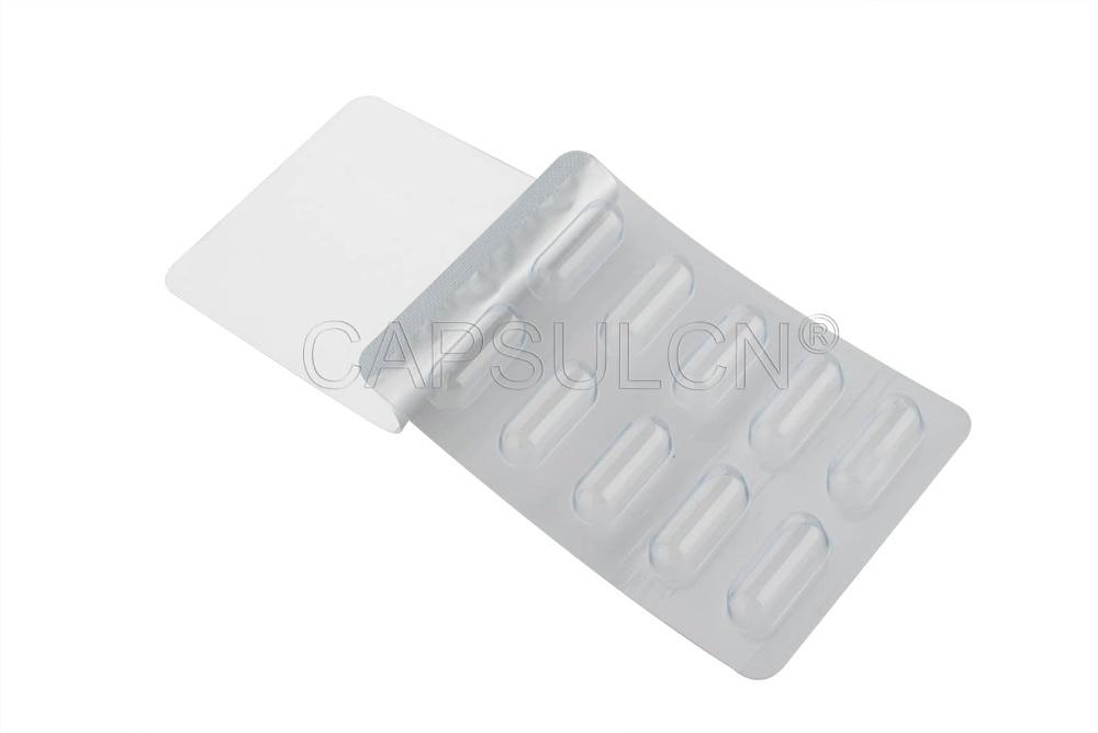 Купить блистерная упаковка для капсул размер 000 10 капсул/блистер