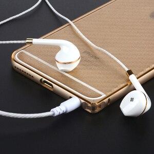 Image 4 - M & J nowy V5 słuchawki douszne do Apple Iphone 5s 6s 5 Bass słuchawki douszne słuchawki stereofoniczne z mikrofonem do telefonu PC Mp3