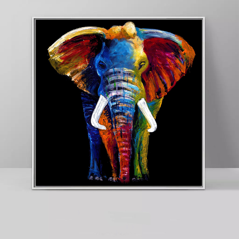 Room Canvas Print Modern Painting Large Canvas (No Frame