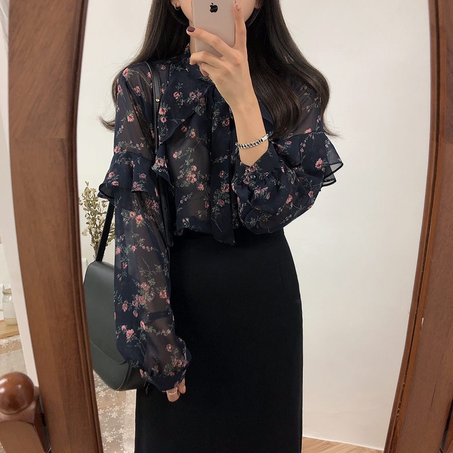 HTB19IL0XpzsK1Rjy1Xbq6xOaFXaK - Solid Black Brown Mid Calf Women Skirt Vintage Spring Summer Straight Skirt Long Office Lady High Waist Girls skirts Femininas