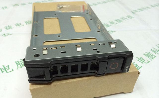 "O Envio gratuito de New F463R 3.5 ""SAS SATA HDD Drive Tray Caddy Sled Bracket para Servidor Poweredge C2100 C1100 0F463R"