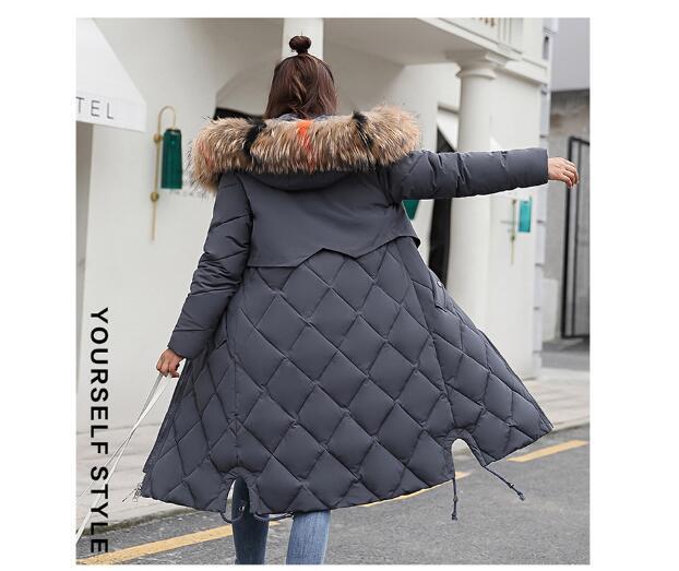 011525 2018 nouvelle veste en duvet d'oie plume manteau hiver veste bouffante capuche portable vêtements d'extérieur pour femmes