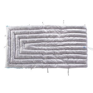 Image 5 - Aegismax Ultralight Envelope Sleeping Bag 850FP 95% Gray Goose Down 290g Camping Hiking Outdoor Sleeping Bags Winter Clothes
