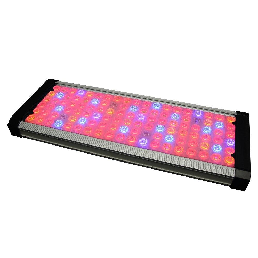 2019 Nouveau Orphée 500 W 1000 W 2000 W LED élèvent la lumière VEG et FLORAISON 10 W CREE LED s plein spectre 350-850nm lentille de refroidissement ventilateur ABS + AL