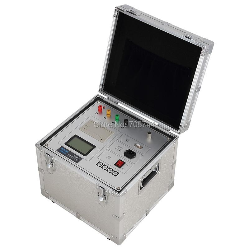 LANDUM 0-9999 Ohm Simple Resistance Box Precision Variable Decade Resistor Teaching Instrument Ohmmeters