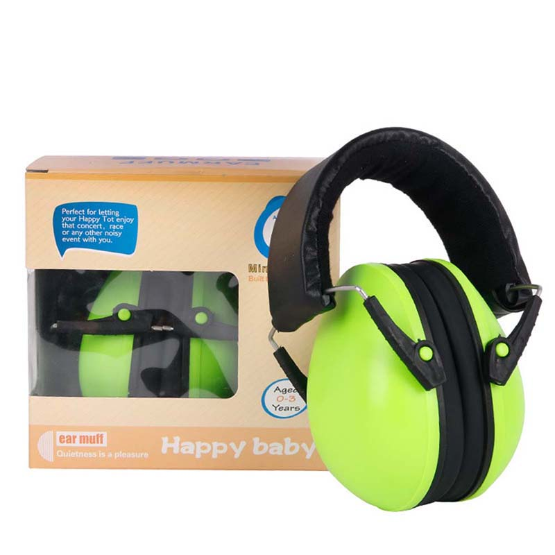 Ear Protector Back To Search Resultssecurity & Protection Child Hearing Protector Anti-noise Soft Earmuffs For Kids Noise Reduction Ear Protection Earmuff Sleeping