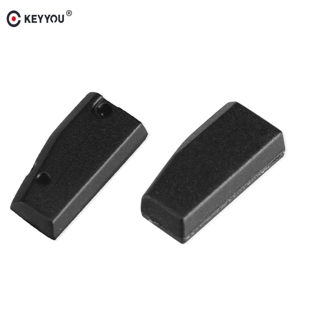 KEYYOU Remote Car Key Chip ID63 4D63 80bits 40bits Chip for Ford For Mazda ID4D63 Carbon 4D63 Auto Transponder key Chip(China)