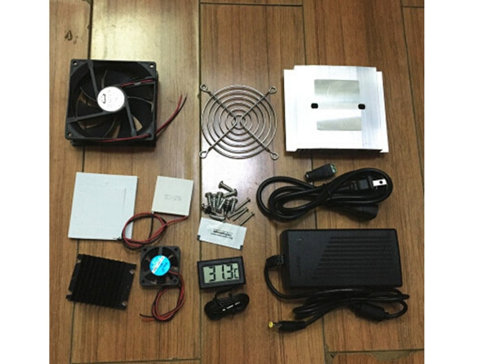 Home Improvement Refrigeration Fast Cooling System DIY Kit Mini Air