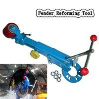 Fender Hervorming Tool Voor Meest Auto en Licht Vrachtwagens Wiel Arc Reparatie Tools