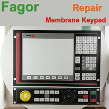 FAGOR 8050 CNC membrane keypad panel For FAGOR MEM 8050 (32K) 00A serie No. : 17-4064951 CNC Machine Repair,FAST SHIPPING