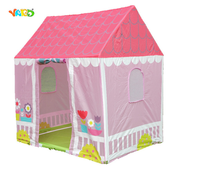 Girl Play Tent Castle Princess House Foldable Playhouse Outdoor Indoor Tents  sc 1 st  AliExpress.com : girl play tents - memphite.com