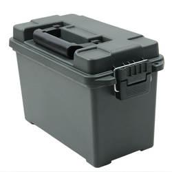 Патронов военные Стиль Пластик хранения может Heavy Duty Калибр массовых патронов ящик легкий чехол для хранения Тактический ящик для патронов