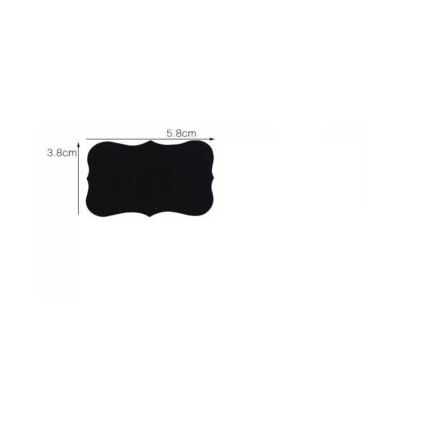 Купить с кэшбэком 80pcs/lot Lovely Cloud black Craft Kitchen Jars Organizer Reusable Labels Stickers Chalkboard Sticker Black Board Wall Stickers