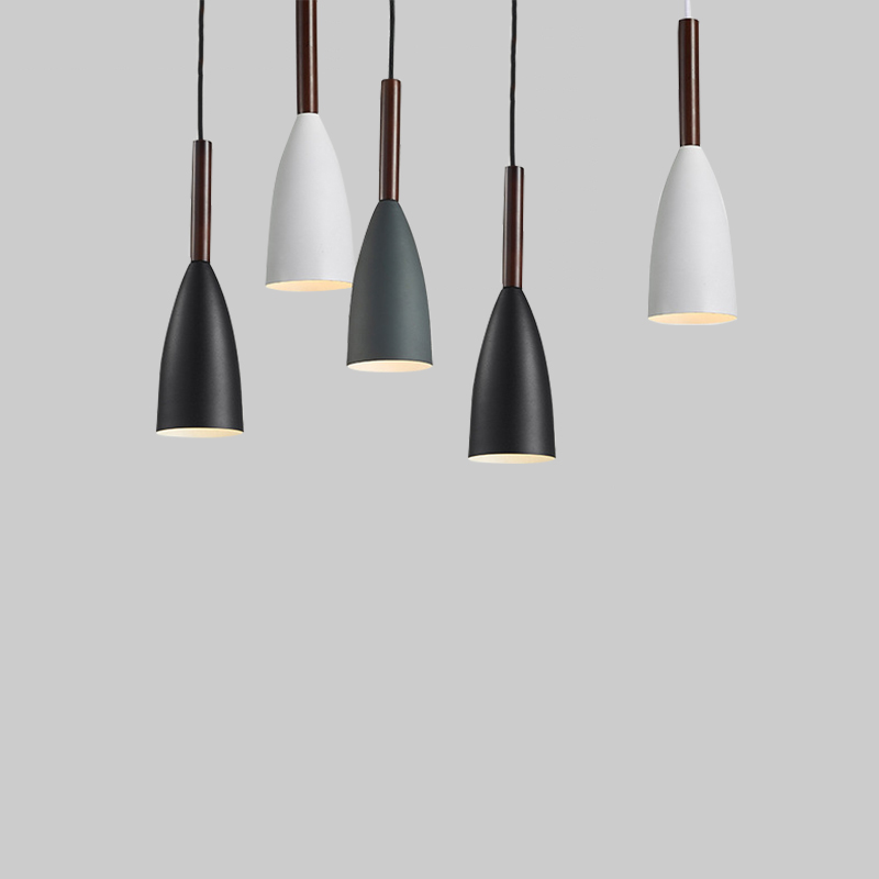 DX modern pendant light for dinning room hanglamp Chinese Nordic creative minimalist pendant lights bar hanglamp dx vintage lights pendant antler metal pendant lights verlichting hanglamp bar pendant light dinning room
