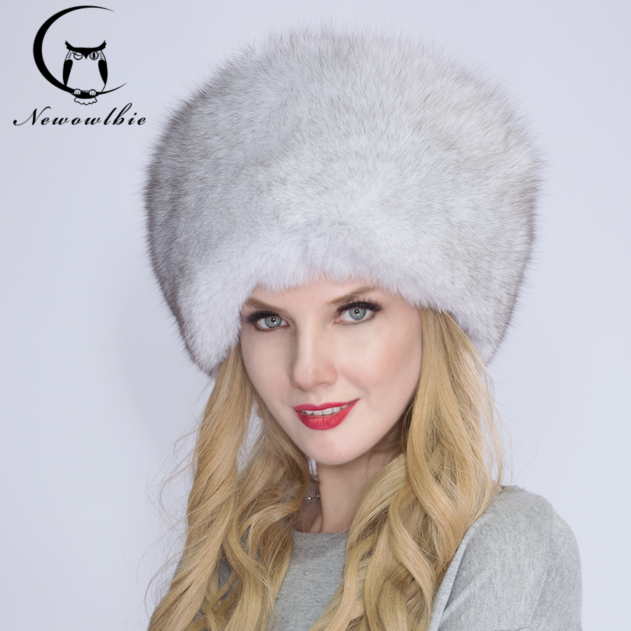 4a809f4aff984 Real Fox fur Princess Hat Mongolia hat Unique process Fox tail Design  Luxury Winter Keep Warm Hats For Fashion Women